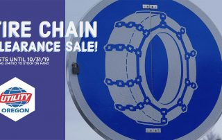 Tire-Chain-Clearance-sale---utility-trailer-sales-redmond